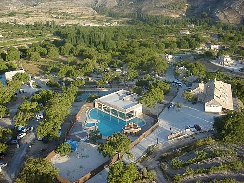 Complejo Rural Camping Las Nogueras de Nerpio Camping Las Nogueras de nerpio
