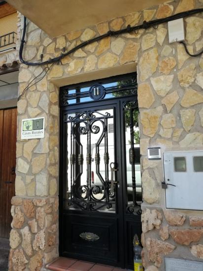 Casa Rural El Cerrete Entrada El Cerrete