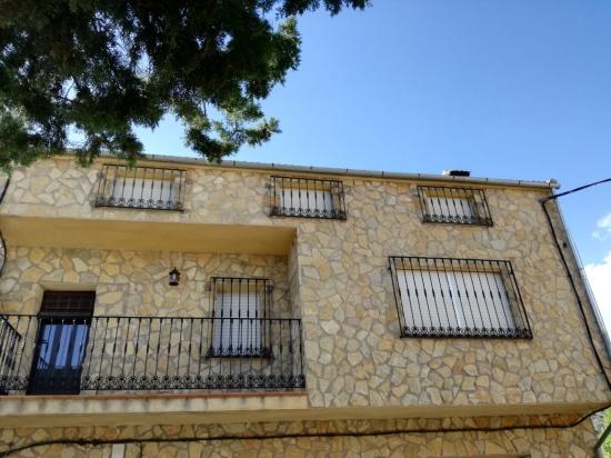 Casa Rural El Cerrete Fachada El Cerrete