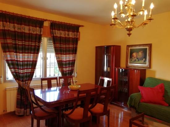Casa Rural El Cerrete Salón El Cerrete