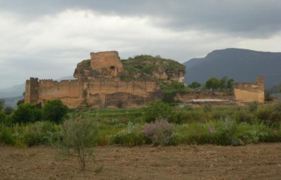 Castillo de la Encomienda  de Socovos