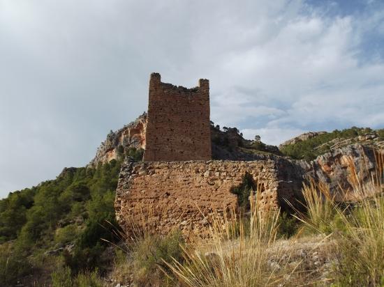 Atalayas árabes de Molinicos,Yeste y Nerpio