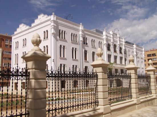 Edificio Fabrica de Harinas Albacete Fabrica de Harinas