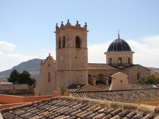 Iglesia de Santa Catalina Caudete santa catalina