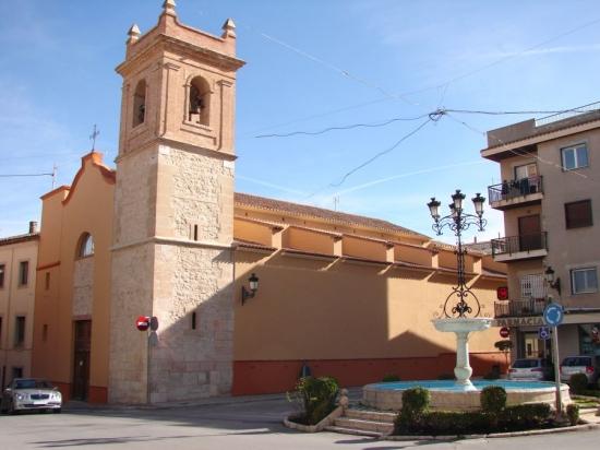 Convento Padres Carmelitas en Caudete Convento Carmelitas