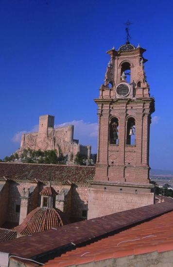 Iglesia de la Asunción de Almansa Almansa