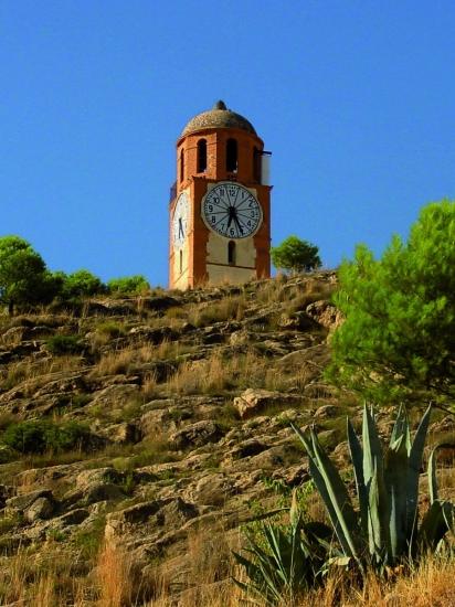 Tobarra Torre del Reloj (Tobarra)
