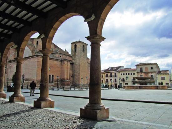 Villarrobledo Plaza de Villarrobledo