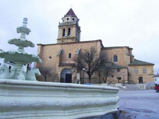 Mahora Plaza de Mahora