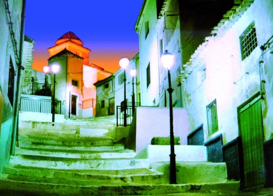 Hellín Subida de San Rafael (Hellín)