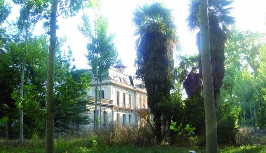 Villalgordo del Júcar Palacio de Gosalvez