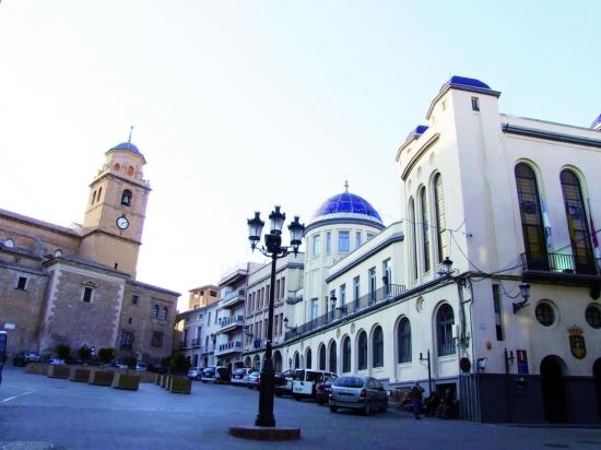 Hellín Plaza de Hellín