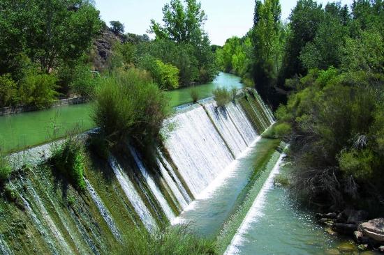 Villalgordo del Júcar Río Júcar a su paso por Villalgordo del Júcar