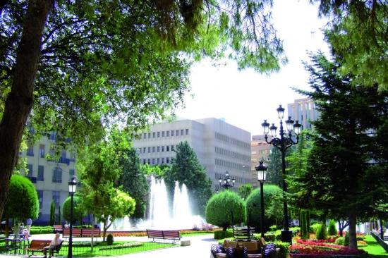 Albacete Plaza del Altozano (Albacete)