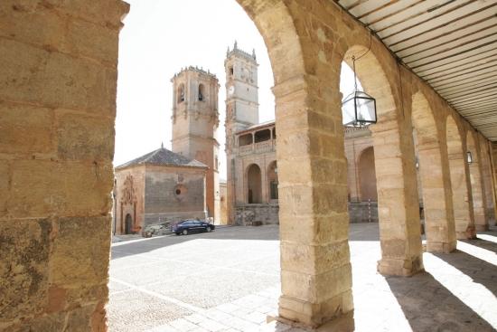 Alcaraz Plaza de Alcaraz