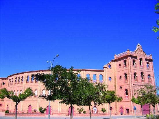 Caudete Plaza de Toros de Caudete