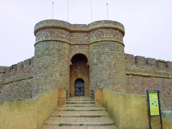 Chinchilla de Montearagón Castillo de Chinchilla de Montearagón