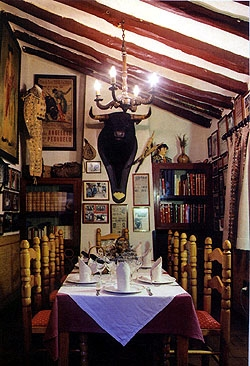 Restaurante El Callejón Restaurante El Callejon