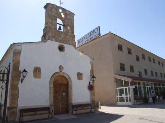 Restaurante Baños de la Concepción Balneario de La Concepción