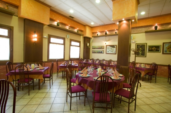 Restaurante Mesón Casa  Rogelio Restaurante Rogelio