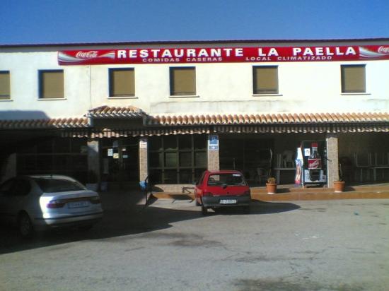 Restaurante Pensión La Paella Restaurante La Paella