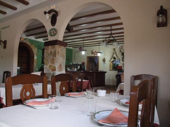 Restaurante Hospedería Casa Emilia Hospedería Casa Emilia