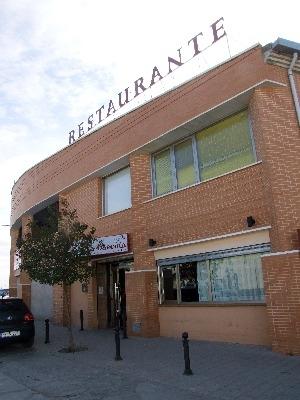 Restaurante La Báscula Café-Bar  Restaurante la Bascula