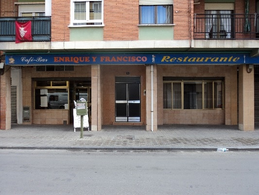 Restaurante Enrique y Francisco I Restaurante enrique y francisco