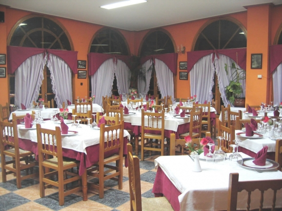 Restaurante  Hostal Rambla Restaurante H. Rambla