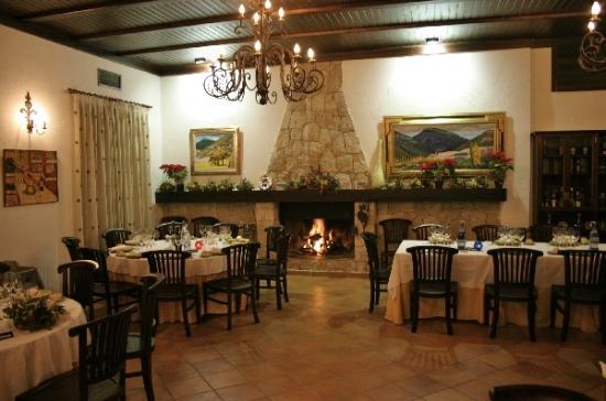 Restaurante Hotel-Spa Vegasierra Restaurante Vega sierra