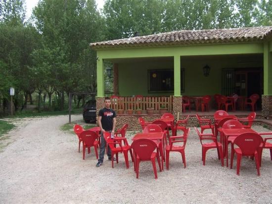 Restaurante Camping Peñascosa Resturante camping peñascosa