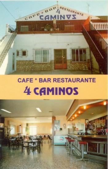 Restaurante Cuatro Caminos Restaurante Cuatro Caminos