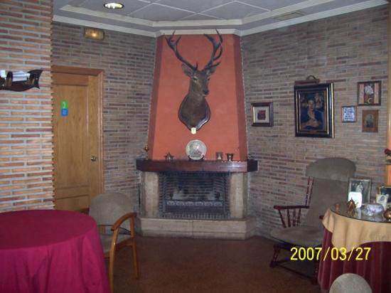 Restaurante Hotel Cañitas Restaurante Las Vegas / Salones Maruja