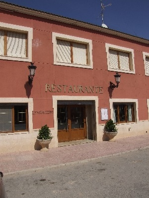 Restaurante Hostal El Lengüetero restaurante lenguetero