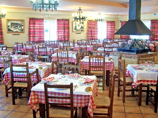 Restaurante  Hotel Casa Lorenzo restaurabte casa lorenzo