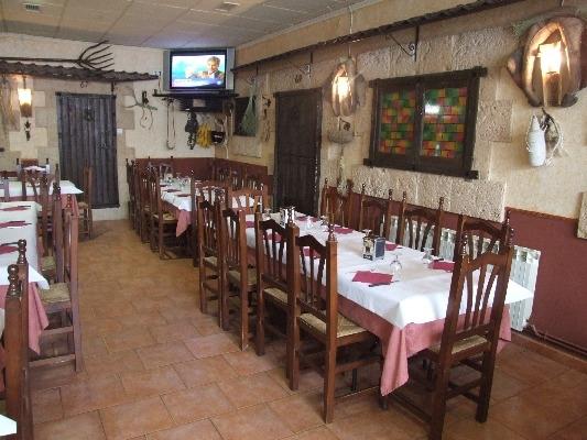 Restaurante El Galguero Merendero restaurante El Galguero
