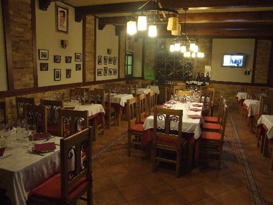 Restaurante Los Llanos Merendero restaurante los llanos