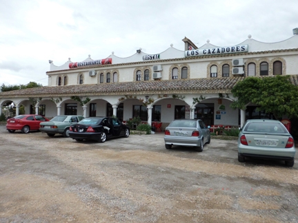 Restaurante del Hostal Los Cazadores de Albacete Hostal  Los Cazadores de Albacete
