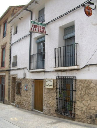Restaurante Casa Segunda Restaurante Casa Segunda