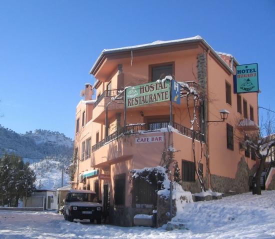 Restaurante Hostal Almenara Restaurante H. Almenara