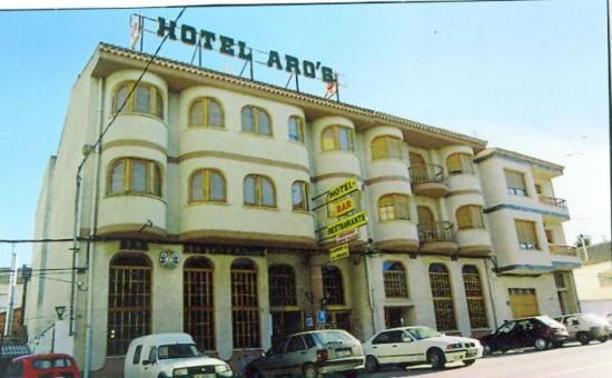 Restaurante Hotel Aros Hotel Aros