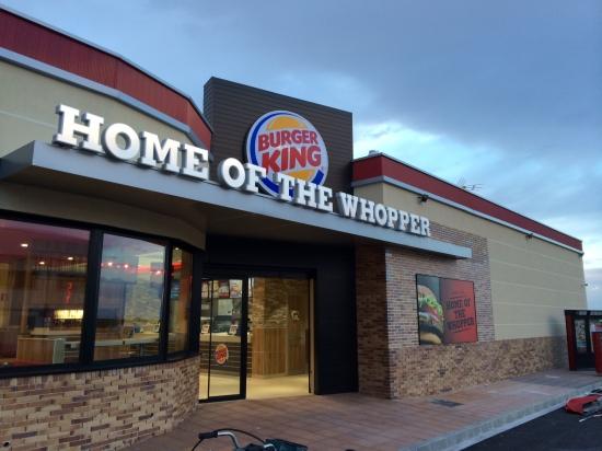 Cafe Bar Restaurantes Burger King Burguer King 2