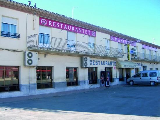 Restaurante Pensión Manchego PozoCañada Pensión Manchego