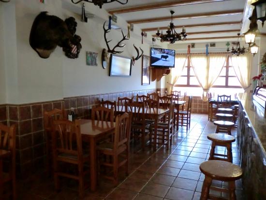 Restaurante Mesón El Cazador Restaurante Mesón El Cazador