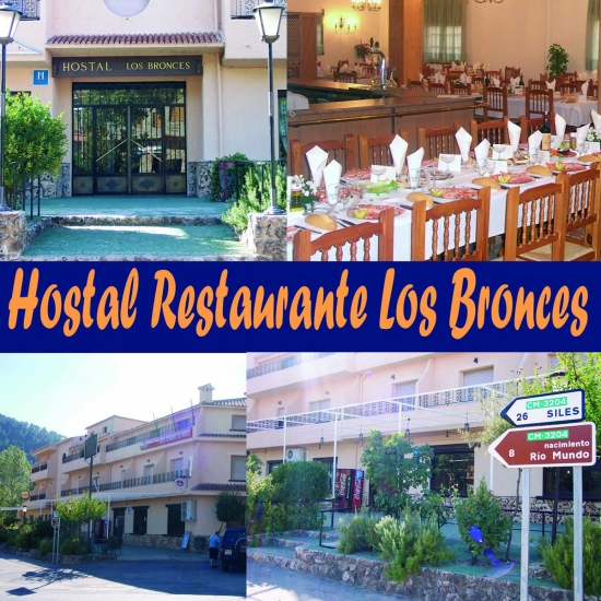 Restaurante Hostal Los Bronces Hostal Los Bronces
