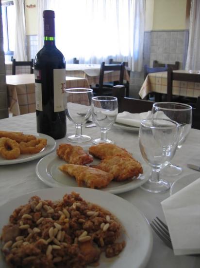Restaurante Muelle Nuevo Restaurante Muelle Nuevo