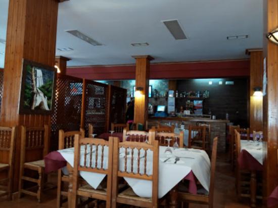 Restaurante San Juan Riópar