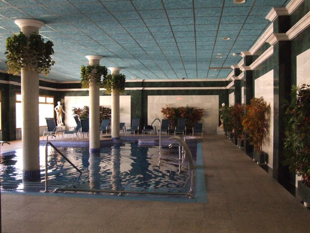 Balneario Hotel Baños de La Concepción Balneario de La Concepción