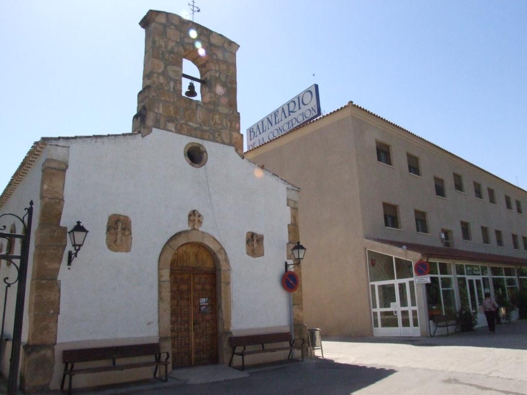 Hotel Balneario Baños de La Concepción Balneario de La Concepción