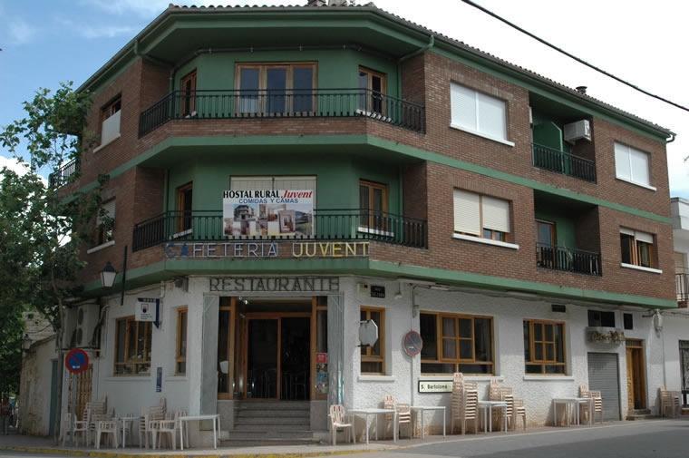Apartamentos Rurales Juvent Restaurante Juvent